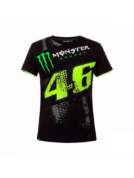 T-SHIRT VR46 MONSTER UOMO