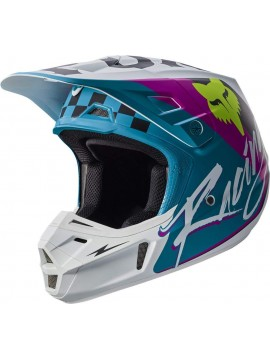 CASCO FOX V2 ROHR TEAL