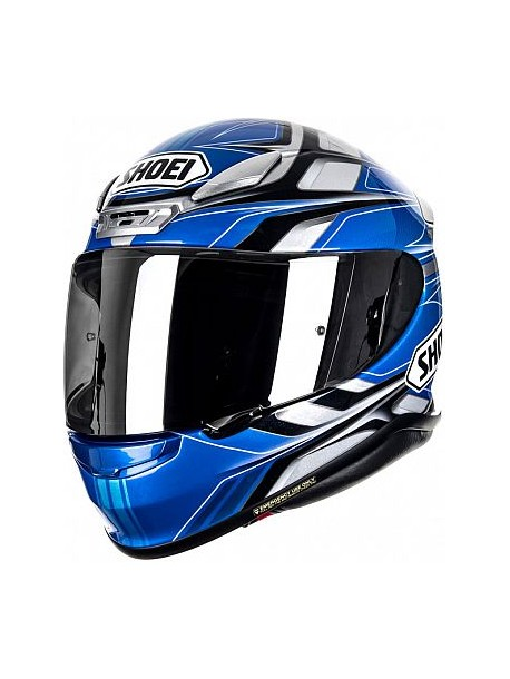CASCO INTEGRALE SHOEI NXR RUMPUS