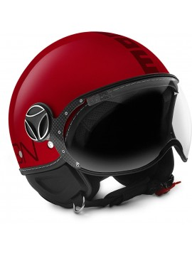 CASCO JET MOMO CLS RED/BORDEUX